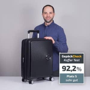 American Tourister Soundbox Test